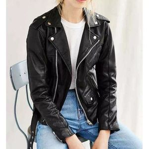 Pele Che Coco Leather Jacket