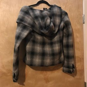 Cowl neck jacket from URBAN
