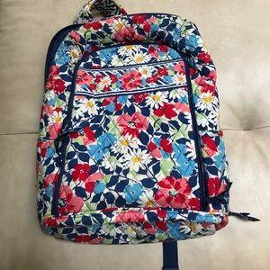 Vera Bradley Summer Cottage backpack