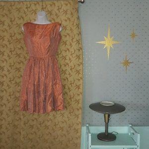 Beautiful handmade 50's Vintage dress!
