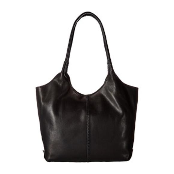 f6a9cf6adb Frye Naomi Leather Pick Stitch Shoulder Bag