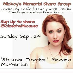 Other - Memorial for Mickey (mickeysmove/mickeymcfierce)