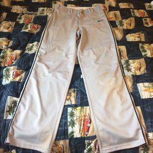 Nike Pants - Nike baseball or softball pants