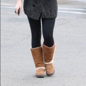 [Ugg] Sunburst Chestnut Tall Boot | Size 5