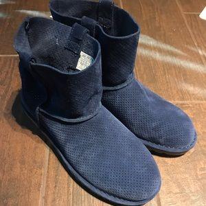 UGG Australia mini suede boots