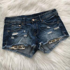 &Denim H&M Cut Off Shorts