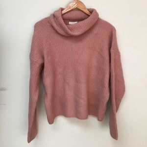 Forever 21 Knit Sweater - Blush