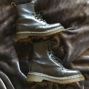 Make an offer! Black Dr Marten Women's Boot size 6
