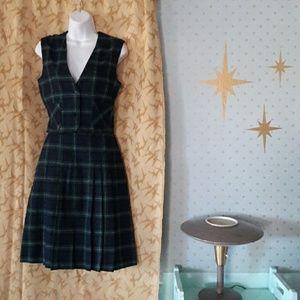 Vintage girls school uniform! So classy!