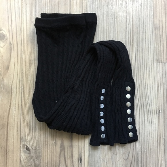 7718da24ad55d3 Candie's Pants | Cable Knitsweater Leggings With Button Ankle | Poshmark