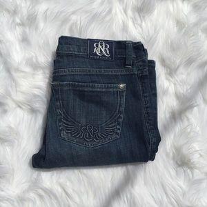 Rock & Republic Kasandra Bootcut Jeans Size 10