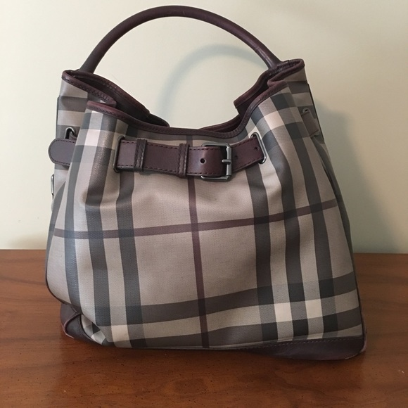 Burberry Handbags - Authentic Burberry Slouch Handbag 44b7ff616fad8