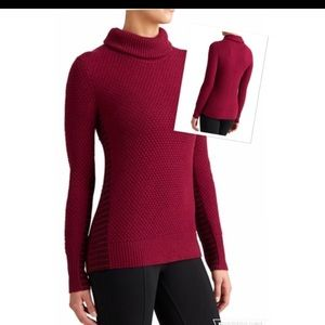 Athleta Turtleneck Sweater