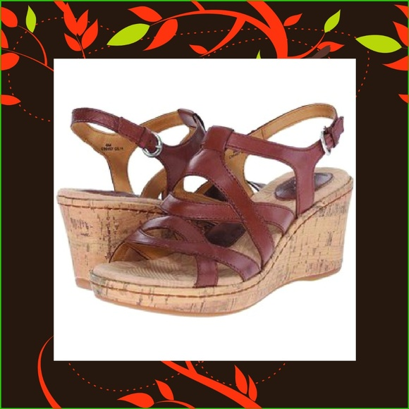 dab3581c7e7 b.o.c. Shoes - b.o.c. Chyna (Brown Full-Grain) Women s Shoes