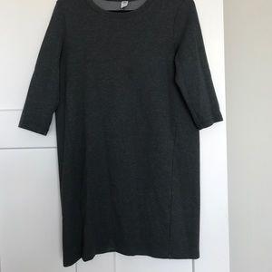 Knit 3/4 Dress