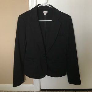 Merona women's black blazer