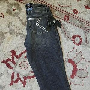 Rock & Republic Crop Jeans