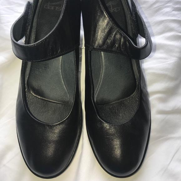 1f1e2c2ecad8 Dansko Shoes - Dansko Mary Jane Heel Black Leather Women 40 shoes