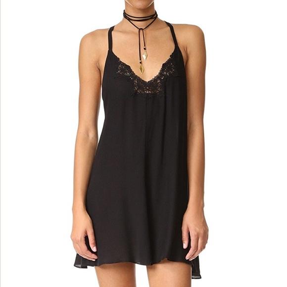 1cf7dfde0e4c2e Free People Dresses   Skirts - Free People Kendall Trapeze Slip Dress