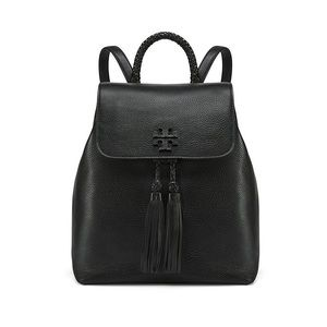 NWT Tory Burch Taylor Leather Backpack