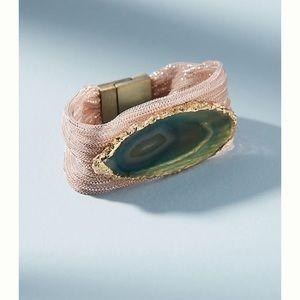 Anthroplogie bracelet by Serefina