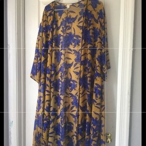 Floral kimono from H&m