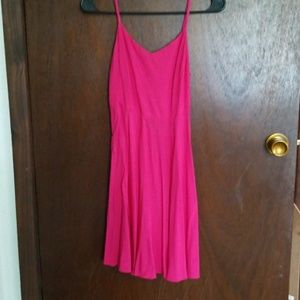 NWOT! Fusia old navy dress