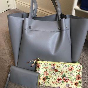 3 Piece Zara Handbag Set
