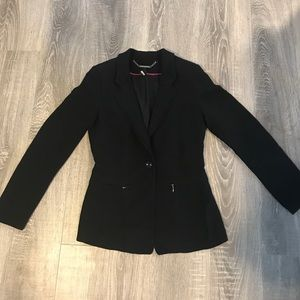 Black suit jacket/blazer