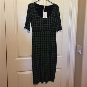 Comfy pull over dress