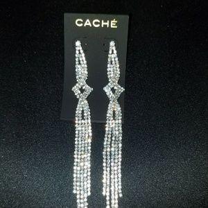 Cache earrings