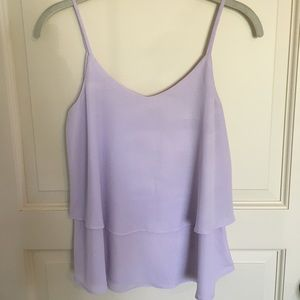 Lavender tank