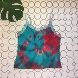 Hand-Dyed Tank