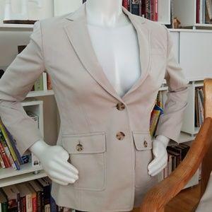 Size 4 BANANA REPUBLIC suit EUC
