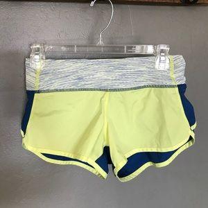 Lululemon Size 2 Shorts