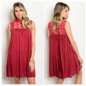 Dresses & Skirts - The Bailee Red Dress