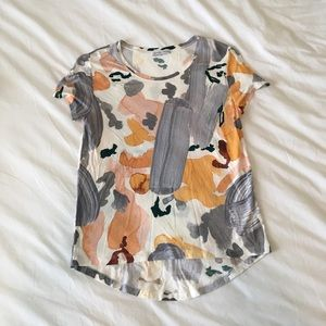 Zara w/b collection shirt size small
