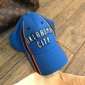 OKLAHOMA CITY THUNDER HAT- OKC