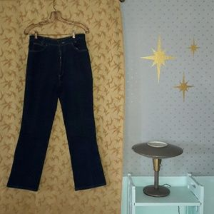 Vintage Stockton of Dallas blue jeans! Pin up!