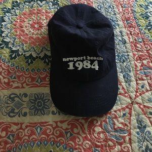Brandy Melville Newport Beach 1984 Hat