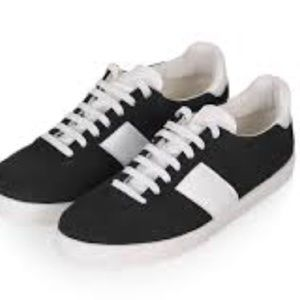 Topshop CAPER lace up trainers