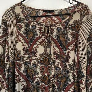 Beautiful plus size blouse