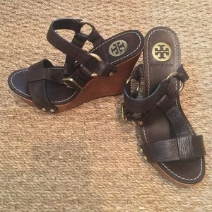 Tory Butch wedges