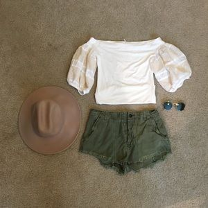 Urban Outfitters Wide Brim Hat