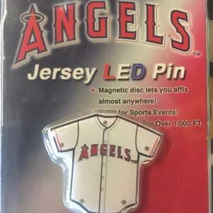 Other - ANGEL FANS GET YOUR LED FLASHING MAGNETIC PIN!