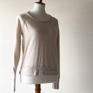 ATHLETA long sleeve sweater