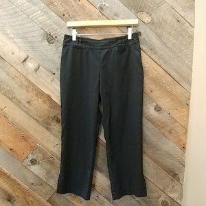 Ann Taylor Loft cropped dress pants