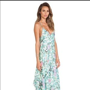 Lovers and Friends Curaçao Maxi Dress