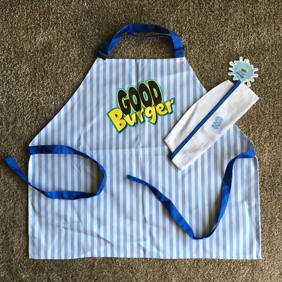 nickelodeon good burger halloween costume
