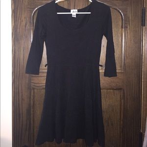 Deb fit and flare dress